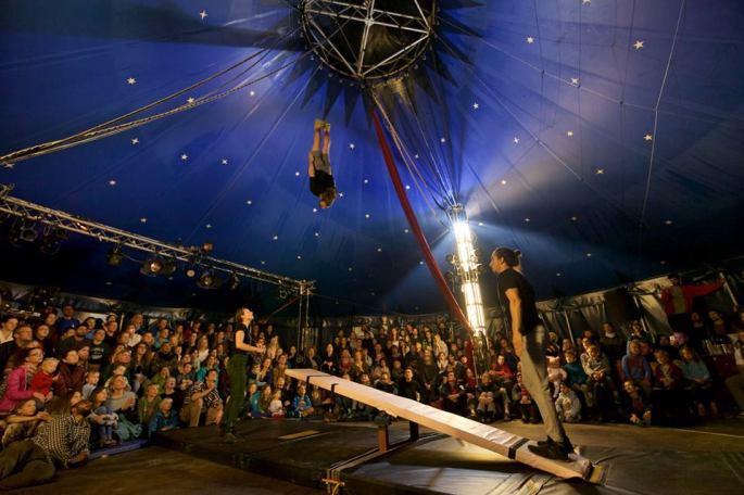 Tripotes la Compagnie - Circus Momolo